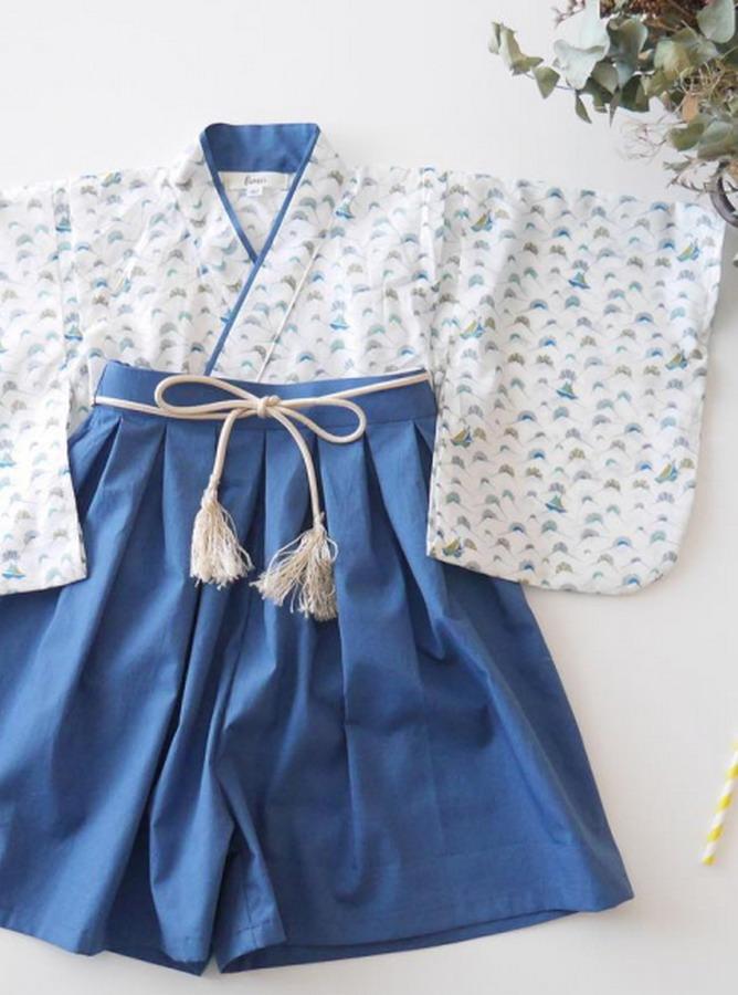 DC025 - Bộ Hakama - quần váy