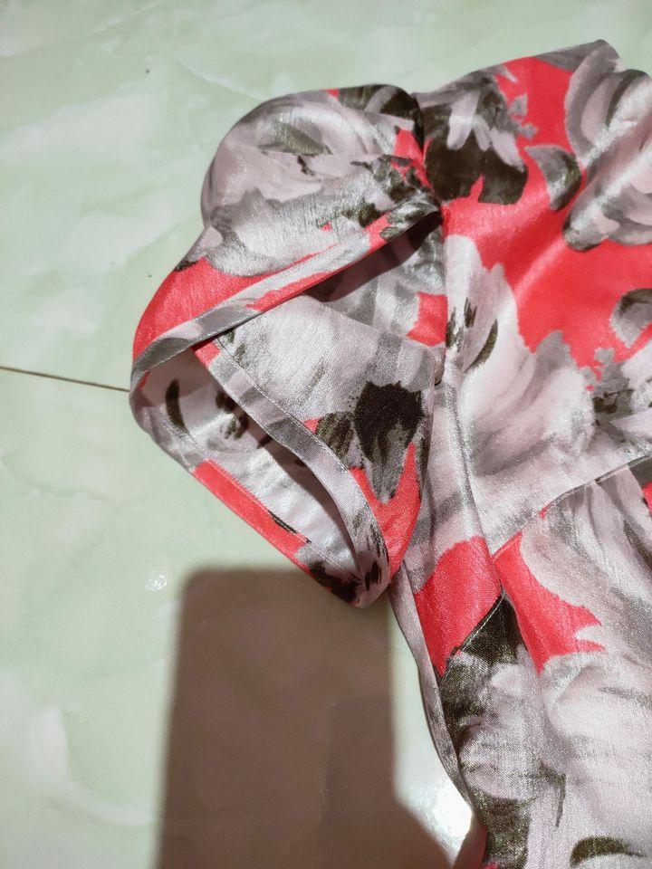 30049 - Đầm Yếm Tầm xuân / Đào Đức