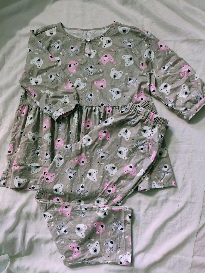 30057 - Bộ mặc nhà Babydoll / Đào Đức