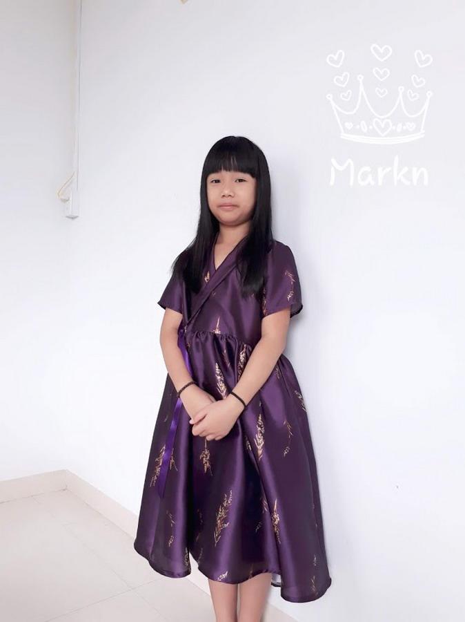 PC007 - Hanbok cách tân cổ giả vest - kid / Mark Nguyen