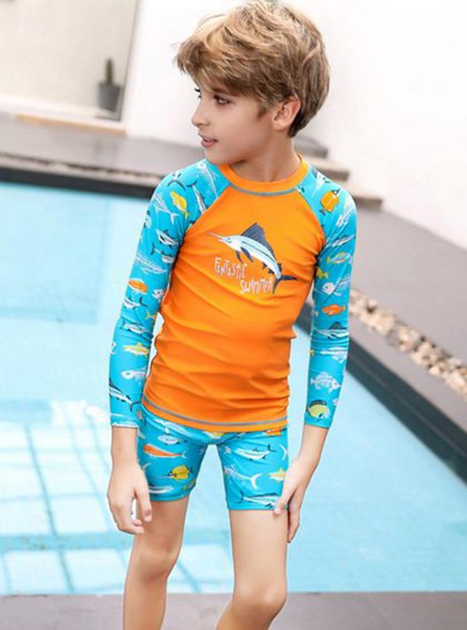 PC012 - Bộ bơi bé trai