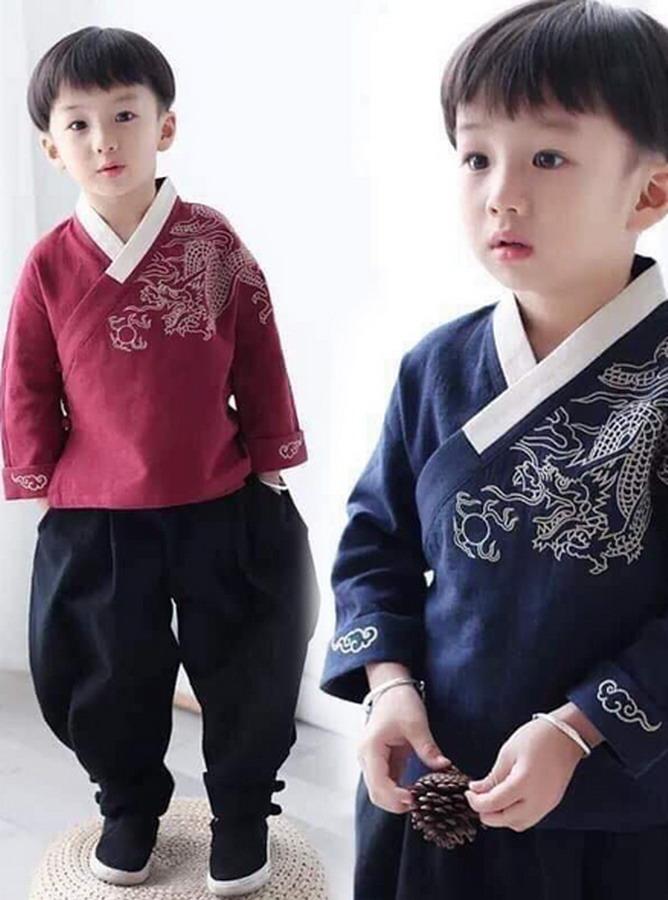 TC002 - Hanbok Cách tân Bé trai (06-11-2018)