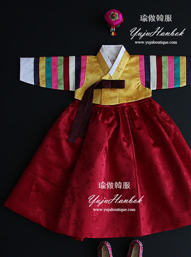 TC010 - Hanbok vạt ngắn, vai ngang - TE (06-01-2019)