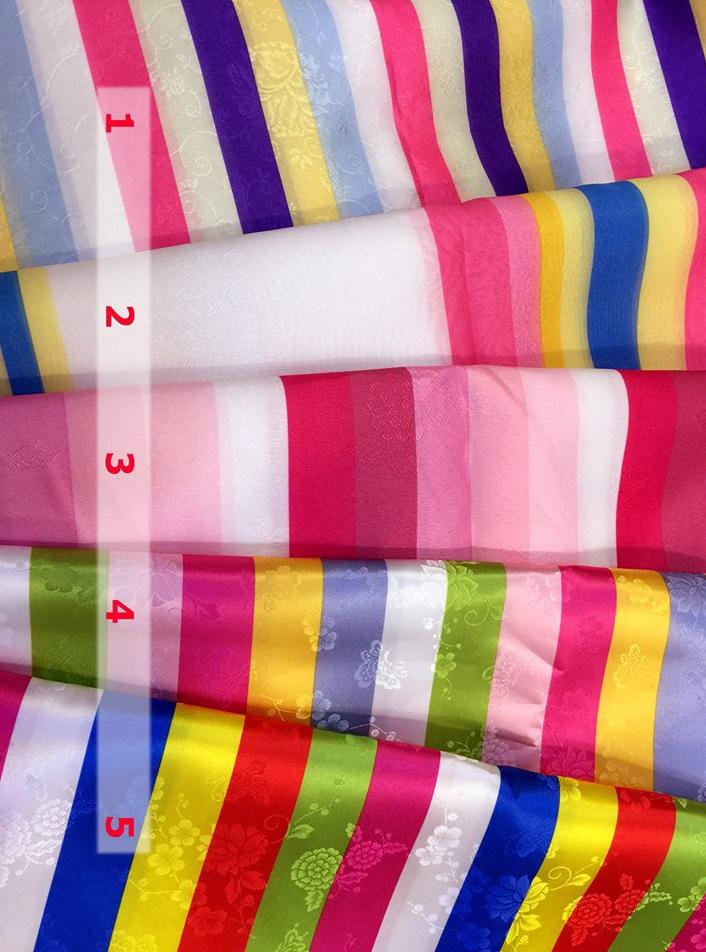 Học Đôi nét về vài loại vải & Tập may thẳng