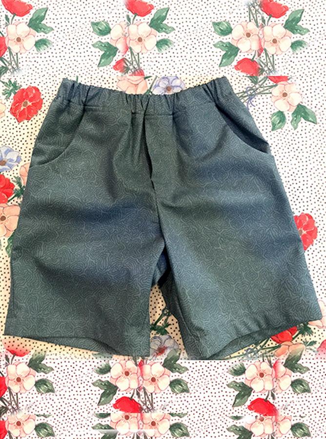 Học Ráp quần short có túi và moi khóa (27-09-2019)